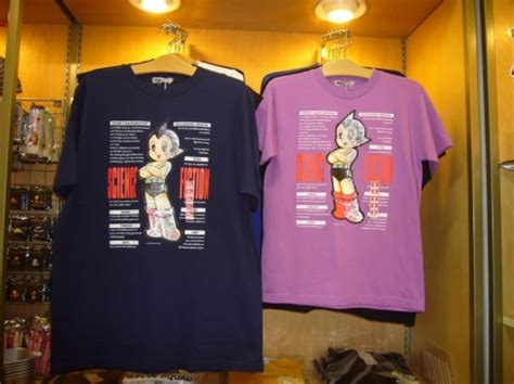 Astro Boy 9 T Shirt new product information astro boy mechanic t shirt tezuka osamu museum original version