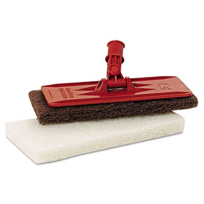 unger doodlebug industrial supplies scrub pad holders