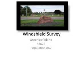 windshield survey template windshield survey