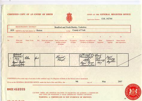 Halifax Birth Records Birth Record