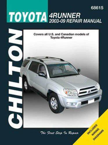 chilton car manuals free download 2003 toyota corolla seat position control free kindle etextbooks toyota 4runner 2003 2009 chilton s total car care repair manuals