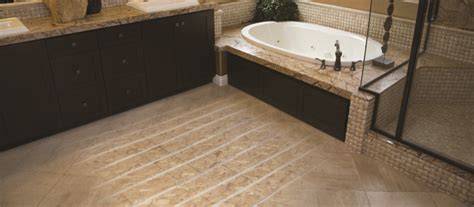 How Do Heated Floors Work by How It Works Uponor