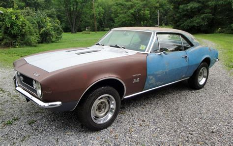 67 chevy camaro for sale 396 4 speed 1967 chevrolet camaro ss