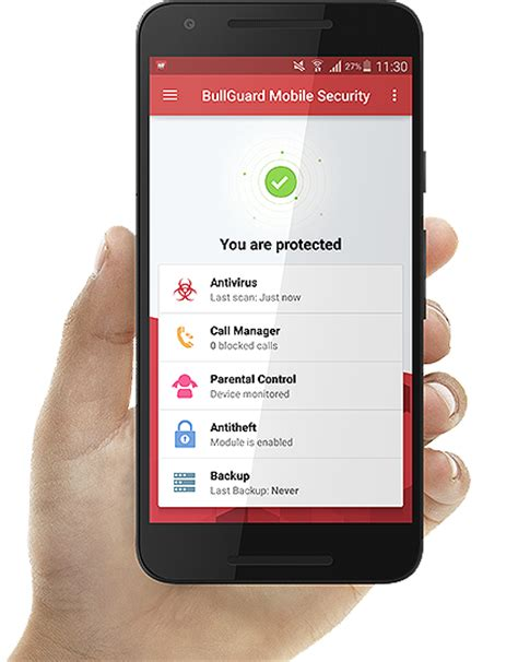 mobile security products free bullguard mobile security