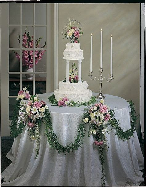 17 best cake table images on pinterest