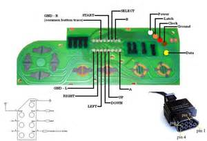 nes controller wiring diagram get free image about wiring diagram
