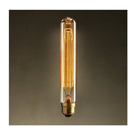 tub light bulb edison filament light bulb t30 by design by free