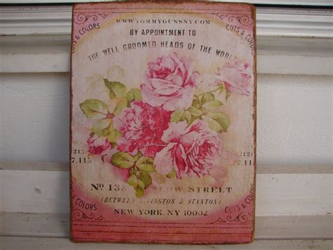 Decoupage Signs - 317 best images about decoupage on shabby chic