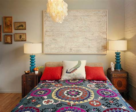 eclectic bedroom decor 30 bedrooms that wow with mismatched nightstands