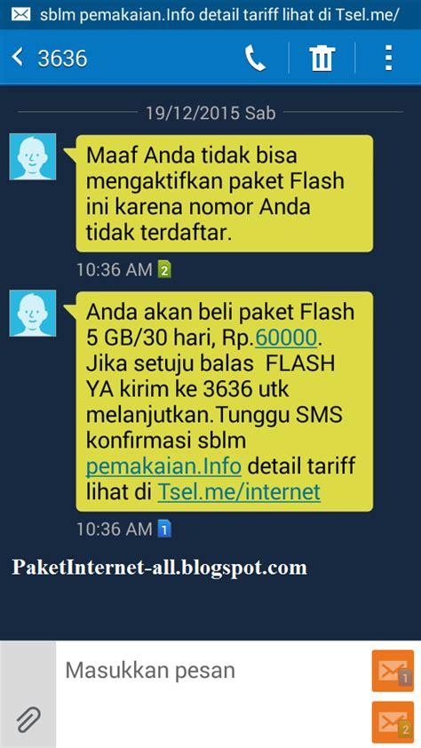 kode telkomsel flash maaf anda tidak bisa mengaktifkan paket flash ini karena