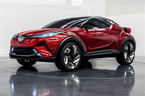 modified toyota c hr crossover heading to 24 hours of