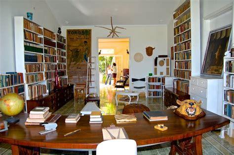 Cuban Home Decor hemingway museum havana cuba study