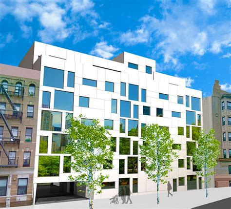 Multifamily Design by Yimby Today 542 West 153rd Street Revealed In Hamilton