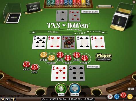 texas holdem poker gratis slot  gratis