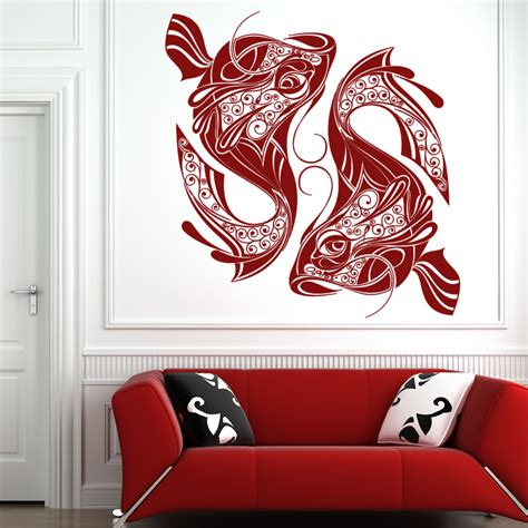 wall stickers fish decorative fish fish wall decal wall stickers transfers ebay