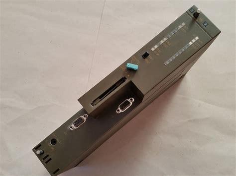 Simatic S7 400 Cpu 6es7414 4hm14 0ab0 Siemens siemens cpu 414 2dp 6es7414 2xg00 0ab0 simatic s7 andre ertel anertkom industrieelektronik
