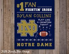 Notre Dame Bathroom Accessories 1000 Images About College Football Fan Wall On College Football Fighting