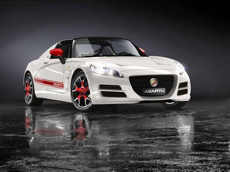 abarth coupe exclusive pictures auto express
