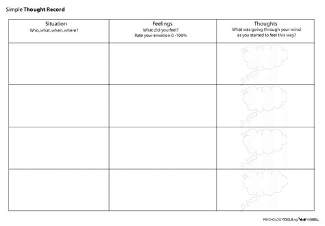 Cbt Therapist Cover Letter by Worksheets Cognitive Restructuring Worksheet Bumdig Free Worksheets For Printables