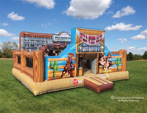 Rockwall Lighting Wild West Playland Toddler Party Rental Dallas Tx