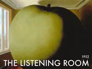 the listening room rene magritte surrealism rene magritte by schatz