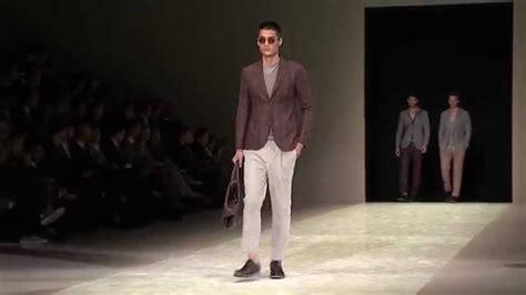 Giorgio Armani 669 3 giorgio armani 2015 summer menswear collection