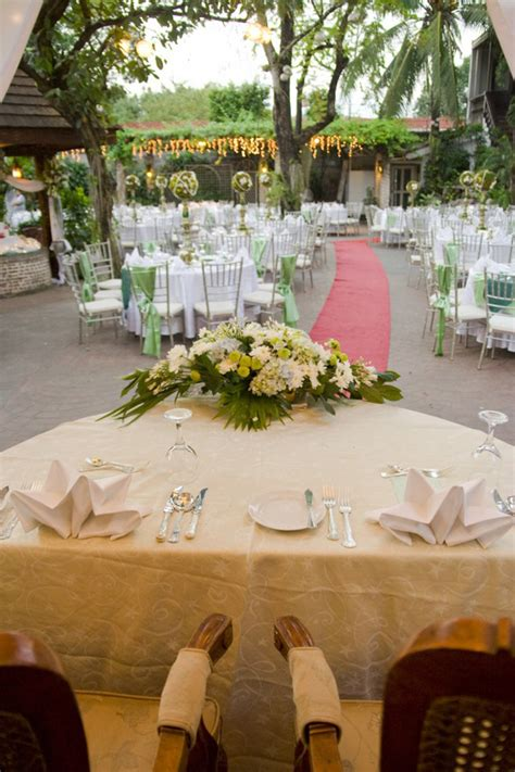 wedding venues in bay area reception venues by the bay area philippines wedding