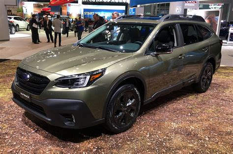 Subaru Outback 2020 Uk by New Subaru Outback Suv Launched Autocar