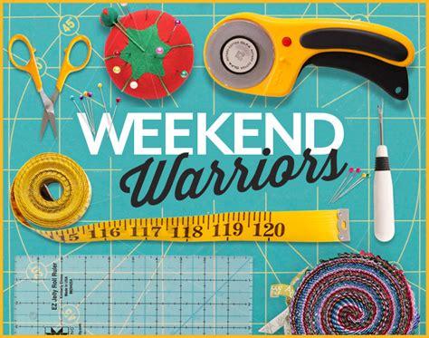 Weekend Warriors weekend warriors 8 free paper pieced block patterns