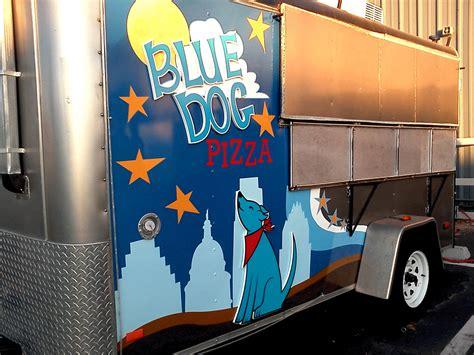 blue trailer original food trailer design image search results