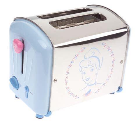 Disney Toaster Disney Cinderella 2 Slice Toaster Qvc