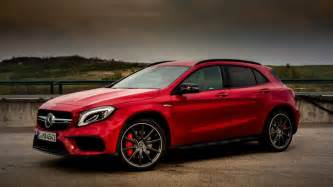 What Is Mercedes 2018 Mercedes Amg Gla45 Small Improvements Work Wonders