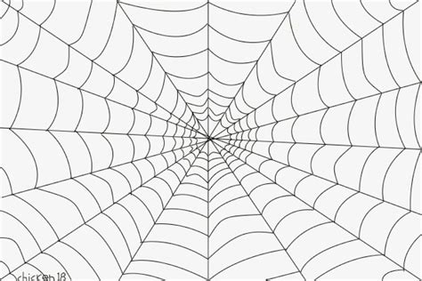drawing web how to draw a realistic spider web