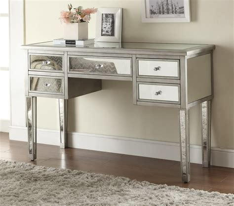 mirror accent tables mirror accent table assimilate your house with mirrored