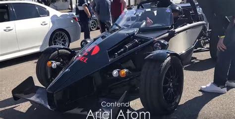 Lamborghini 600 Ps by 700 Ps Lamborghini Aventador Vs 600 Ps Ariel Atom