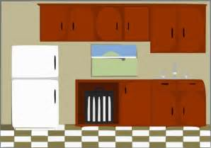kitchen clip at clker vector clip