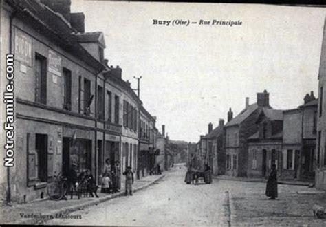 Bury Maxi photos et cartes postales anciennes de bury 60250