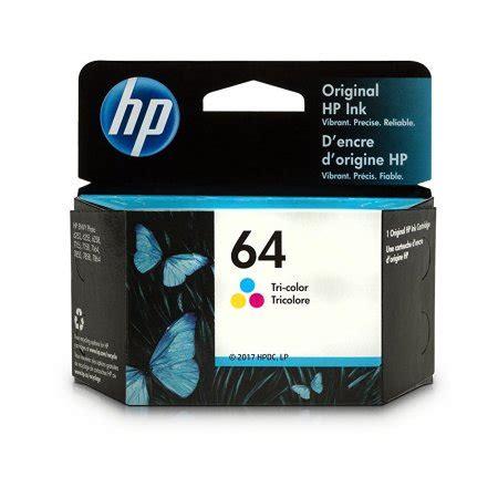 Hp Ink Cartridge 803 Color hp 64 tri color original ink cartridge
