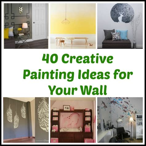 creative painting ideas for bedrooms 40 creative painting ideas for your wall