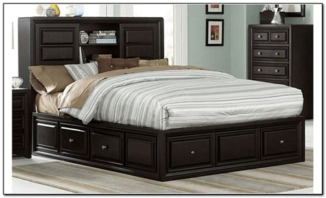 king storage bed frame with drawers king size bed frame with storage ideas optimizing home