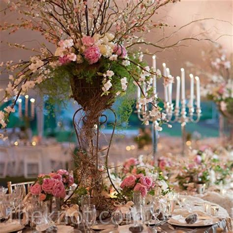 Enchanted Garden Decor Garden Inspired Reception D 233 Cor