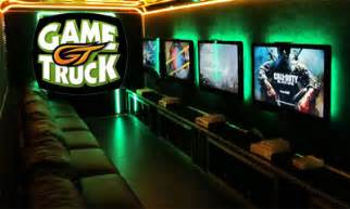 Indoor Comfort Game Truck Chicago Holiday Discount Special Chicagofun Com