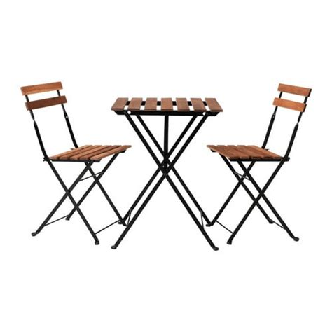 bistro chairs ikea t 196 rn 214 table 2 chairs outdoor ikea