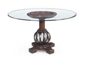 Glass Circle Dining Table Basset Mirror Grenadine Glass Dining Table Beyond Stores