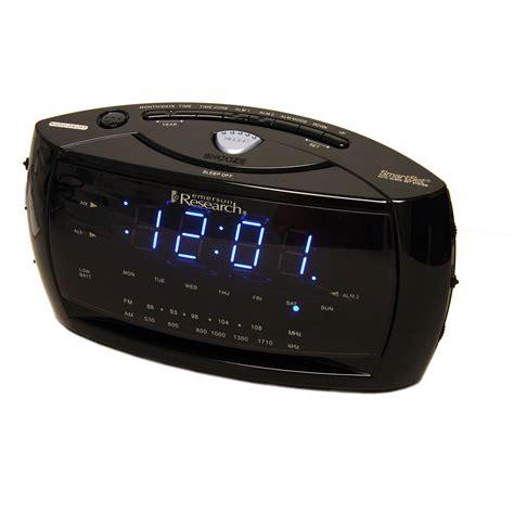 emerson emerson smartset dual alarm clock radio pricefalls