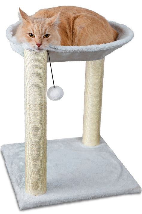 cat tree hammock scratch post house net bed furniture