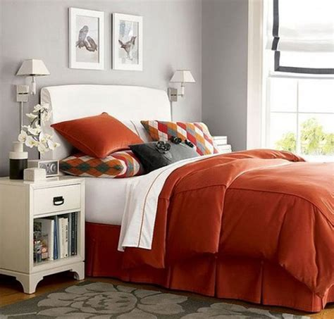 how to decorate an orange bedroom inspirational orange bedroom decor pouted online