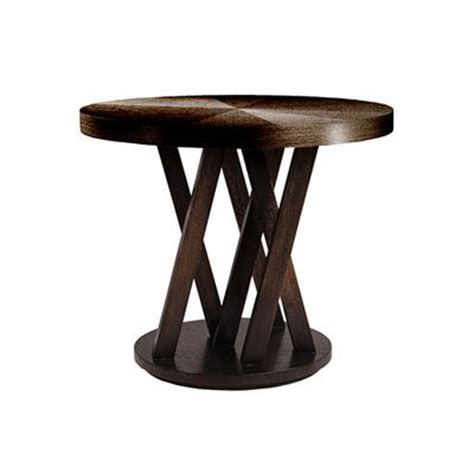 modern round end table collection in modern accent table 19 best images about caramelo collection on pinterest