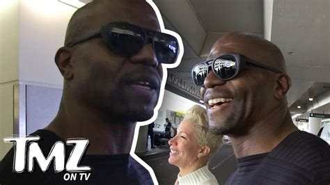 terry crews father who wants terry crews to be their father tmz tv youtube