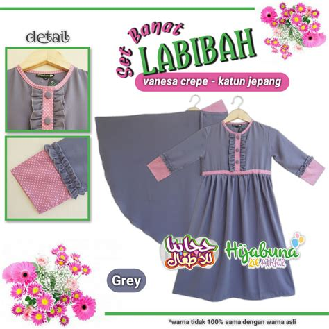 Set Banat by Set Banat Quot Labibah Quot By حجابنا Hijabuna